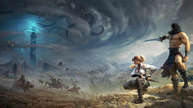 Conan Exiles : Du contenu majeur en approche avec Isle of Siptah