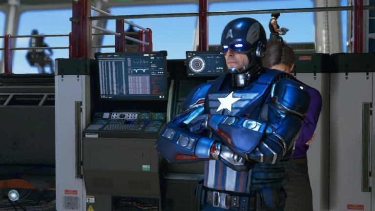 Captain America, compétences, pouvoirs héroïques, astuces