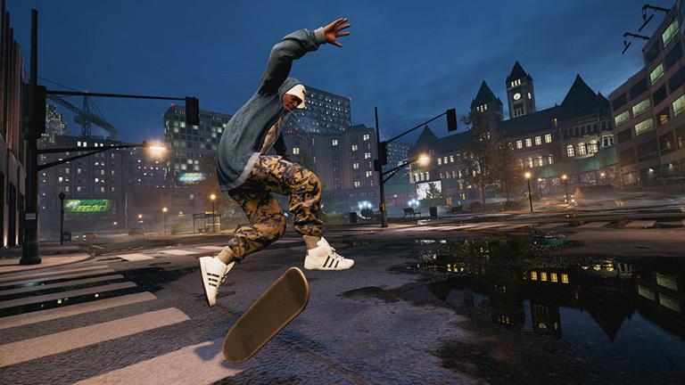 Tony Hawk's Pro Skater 1+2 réalise le meilleur lancement de la licence depuis 2003 sur le sol britannique
