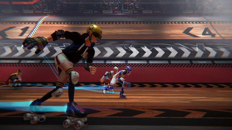 Roller Champions : Sortie prévue début 2021 pour le free-to-play