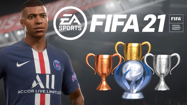 FIFA 21 : la liste des trophées et succès est disponible