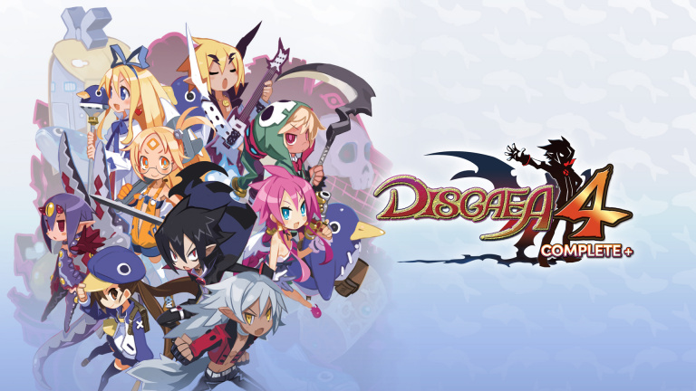 Disgaea 4 Complete+ : La version PC enfin disponible