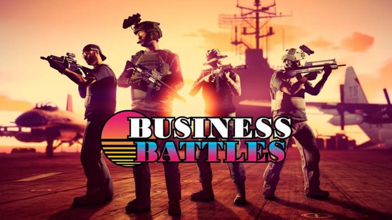 GTA Online : Guerres commerciales, diamants et Lutte territoriale à l'honneur cette semaine