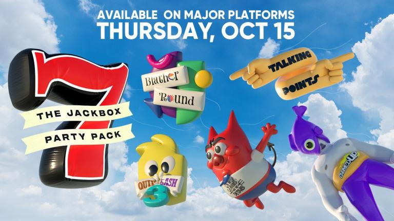 The Jackbox Party Pack 7 arrivera en octobre