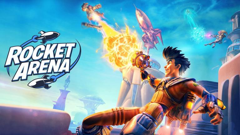 Rocket Arena distribué aux abonnés Amazon Prime Gaming