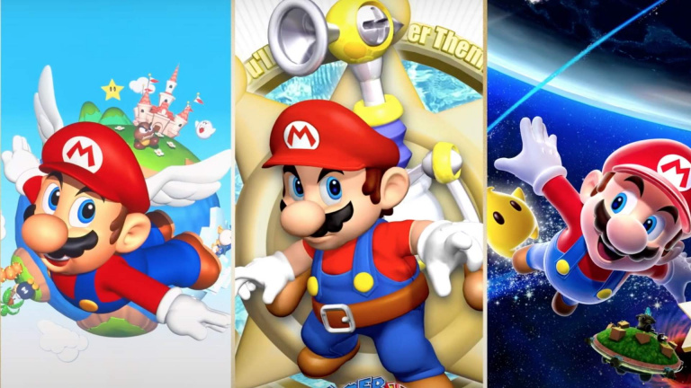 Super Mario 3D All-Stars fait sa pub au Japon