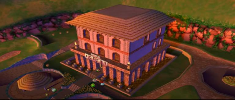 Plage Sirena et Hôtel Delfino