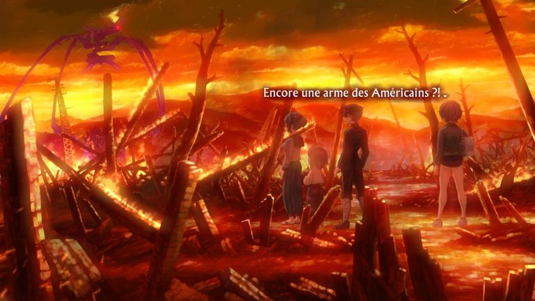 13 Sentinels Aegis Rim, une version française convaincante pour le T-RPG SF