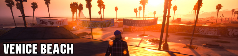 Venice Beach - Californie