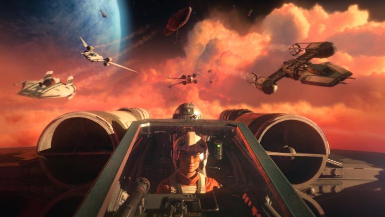 Star Wars Squadrons : les HOTAS seront aussi compatibles sur consoles au lancement