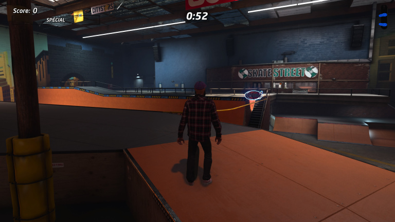 Skatestreet - Ventura