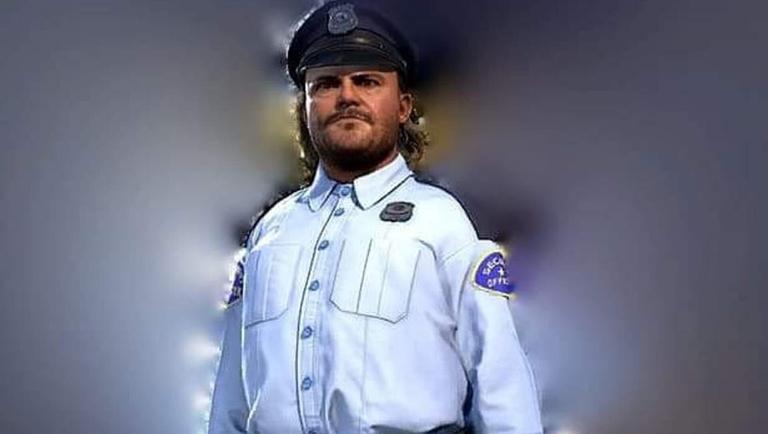Débloquer Officer Dick