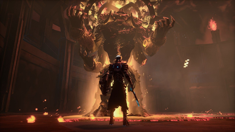 Hellpoint : Une Signature Edition annoncée sur Switch et PS4
