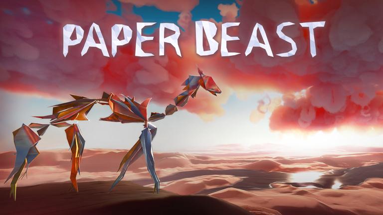 Paper Beast : La Folded Edition datée sur PC