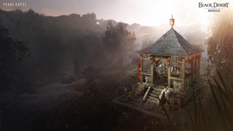 Black Desert Mobile : Le royaume de Hadum sera bientôt accessible