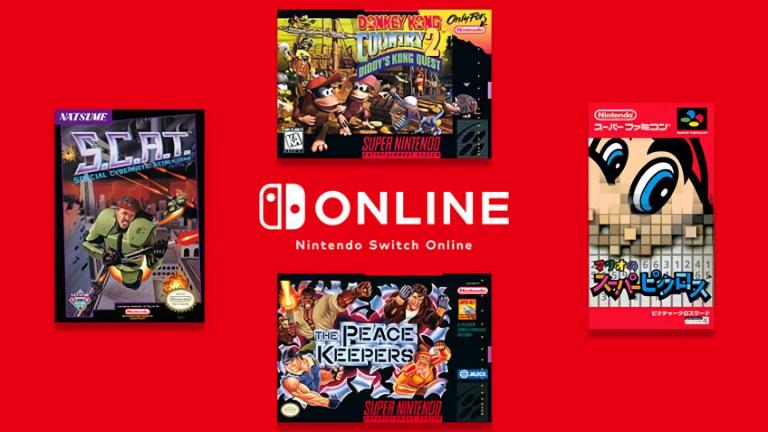Nintendo Switch Online : quatre jeux SNES / NES arrivent, dont Donkey Kong Country 2