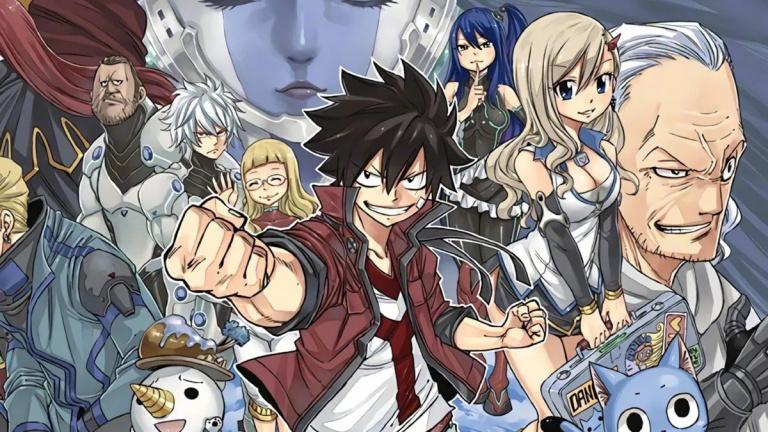 Konami prépare un jeu basé sur le manga Edens Zero