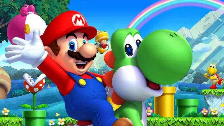 Le film d'animation Super Mario Bros. précise sa fenêtre de sortie