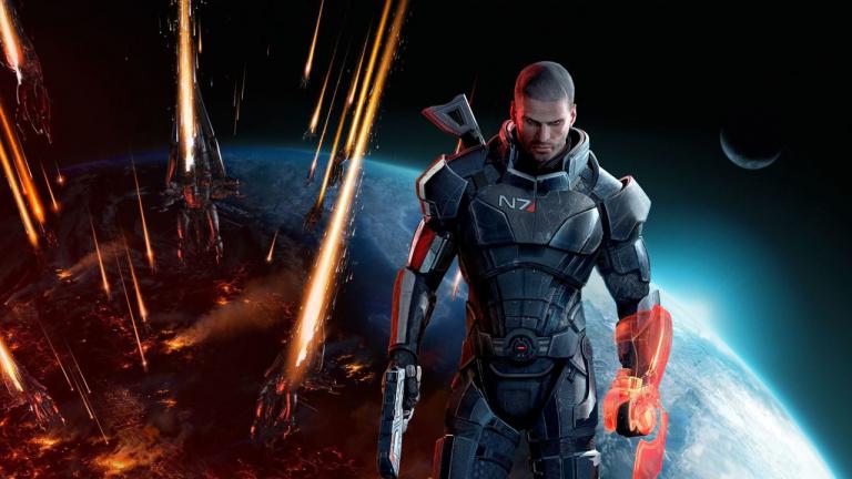 Mass Effect Trilogy Remastered repéré chez un détaillant portugais