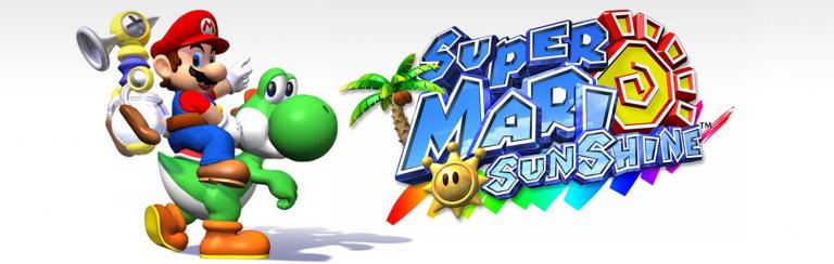"""Super Mario Sunshine, guide vidéo : tous les soleils du niveau """"Gelato-les-flots"""""""