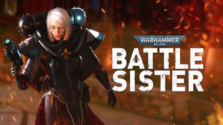 Battle Sister : Un premier jeu Warhammer 40K en VR