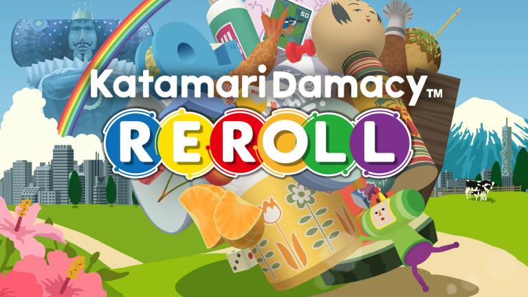Katamari Damacy Reroll arrivera en novembre sur PS4 et Xbox One