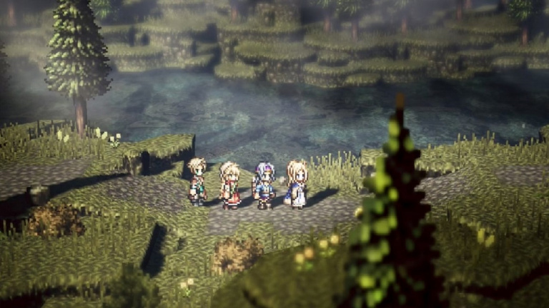 Octopath Traveler : Champions of the Continent date sa sortie au Japon