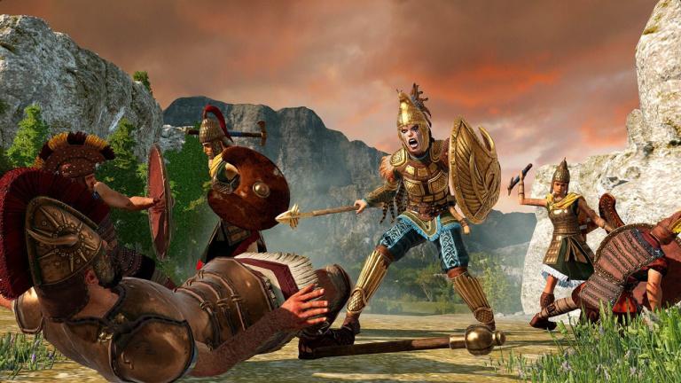A Total War Saga : Troy - le DLC Amazons pourra être obtenu gratuitement jusqu'au 8 octobre
