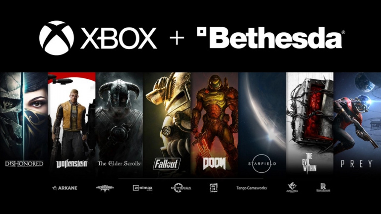 Microsoft rachète Bethesda / ZeniMax (The Elder Scrolls, Doom, Fallout...) pour 7,5 milliards de dollars