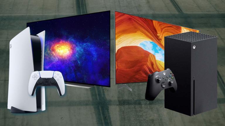 PS5/Xbox Series X : quelles sont les meilleures TV pour profiter de la next-gen ?