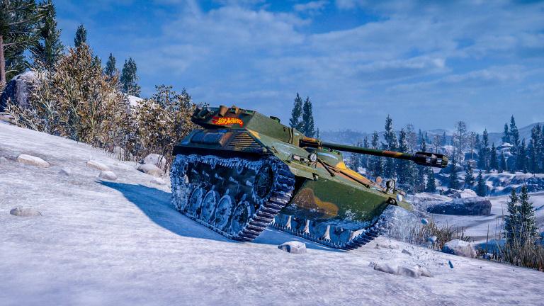 World of Tanks s'offre un nouveau partenariat avec Hot Wheels