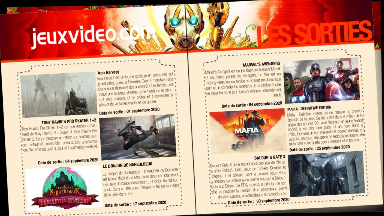 Les sorties du 25 septembre - Mafia Definitive Edition, Port Royale 4, Swordsman VR...