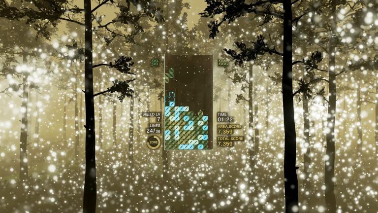 Tetris Effect : Connected - Le jeu Xbox Series est disponible en précommande
