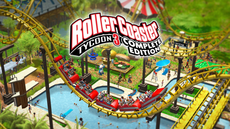 RollerCoaster Tycoon 3 : Complete edition, notre guide complet pour bien débuter
