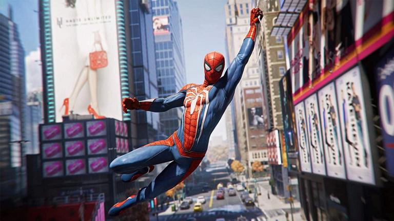 Marvel's Spider-Man : Pas de mise à niveau gratuite sur PS5