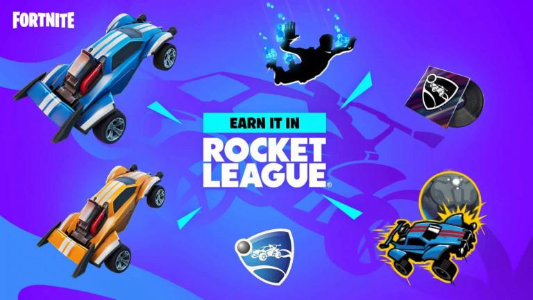 Evènement LLama Rama : défis et récompenses du crossover entre Rocket League Fortnite