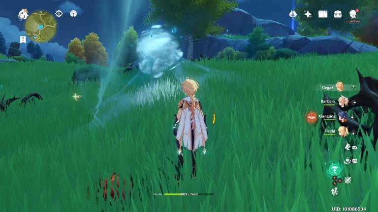 Genshin Impact : comment gagner de l'EXP d'aventure ? Notre guide