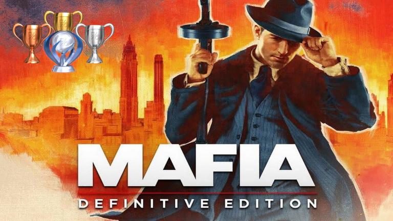 Mafia Definitive Edition : la liste des trophées et succès est disponible