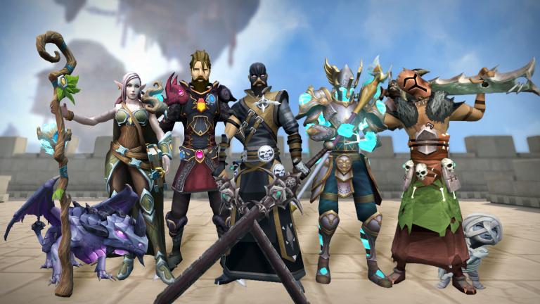 RuneScape sera disponible en octobre sur Steam