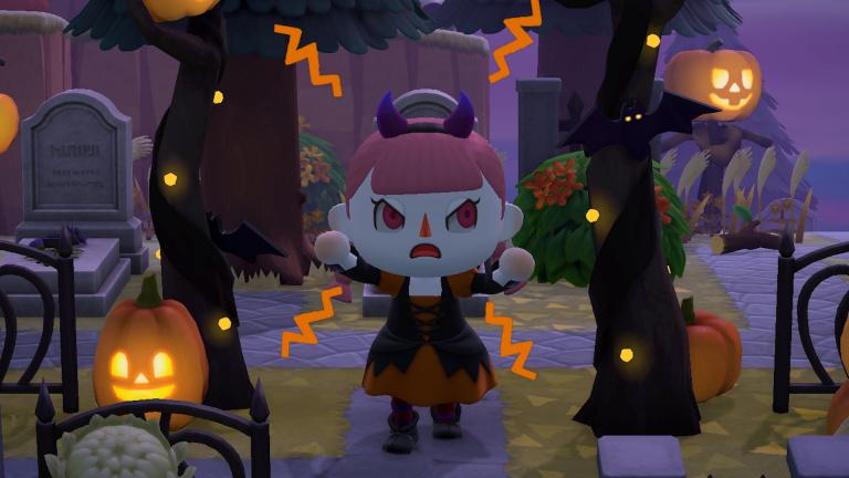 La mise à jour gratuite d'automne arrive le 30 septembre — Animal Crossing