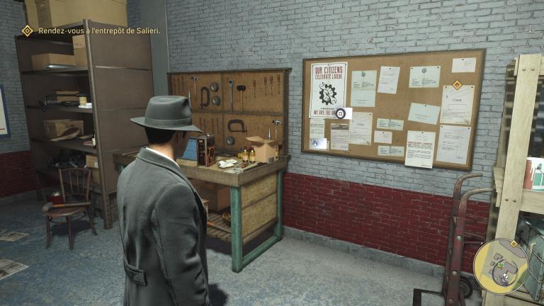 Cartes postales - Astuces et guides Mafia : Definitive Edition - jeuxvideo.com