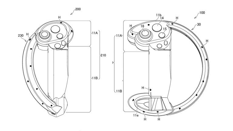 PlayStation VR : Un brevet présente un système de tracking inside-out