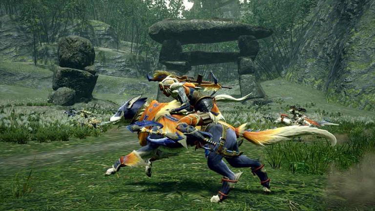 TGS 2020 : Monster Hunter Rise fait le plein de gameplay