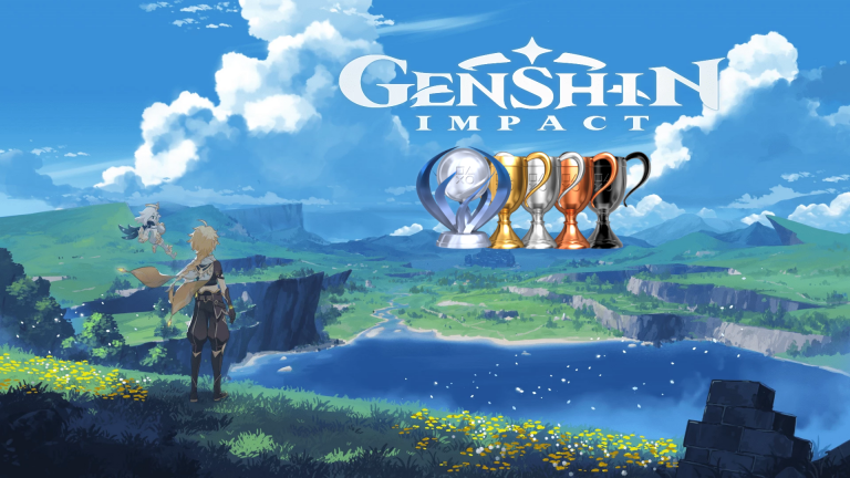 Genshin Impact : la liste des trophées et succès est disponible