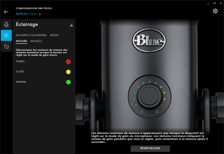 Test du micro Blue Yeti X : Elégance et efficacité