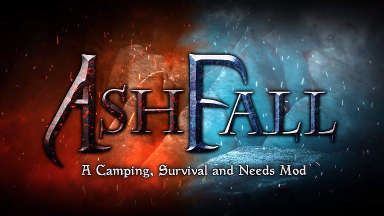 Ashfall : Un mode survie pour Morrowind