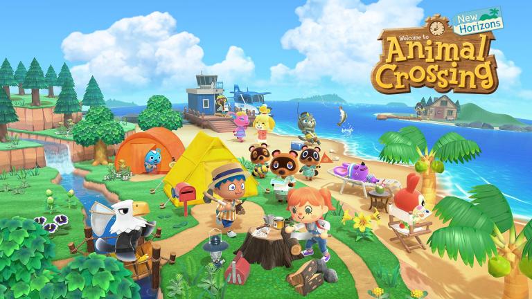 TGS 2020 - Animal Crossing : New Horizons élu jeu de l'année sur le salon