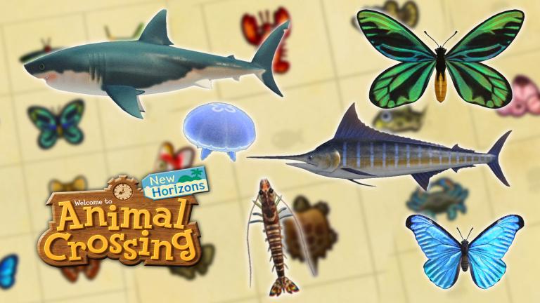 Animal Crossing New Horizons : quelles espèces vont disparaître en octobre ?