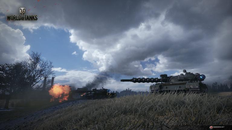 World of Tanks dévoile un événement coopératif : The Last Waffenträger