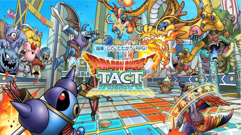 Dragon Quest Tact confirme sa venue en Occident